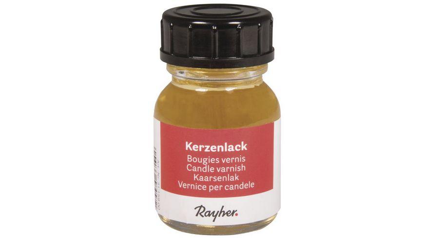 Rayher - KERZENGLANZLACK 25 ML 3115900