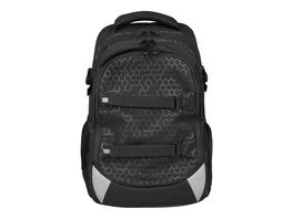 NEOXX Rucksack ACTIVE LOST IN BLACK