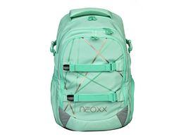 NEOXX Rucksack ACTIVE MINT TO BE