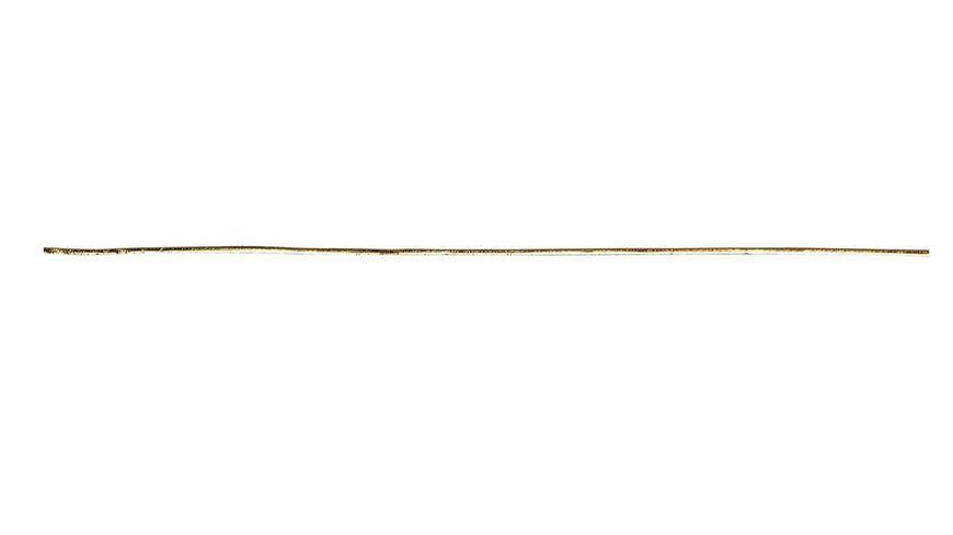 Rayher WACHS ZIERSTR 20 CM GOLD 1 MM 30 STUECK 3108406