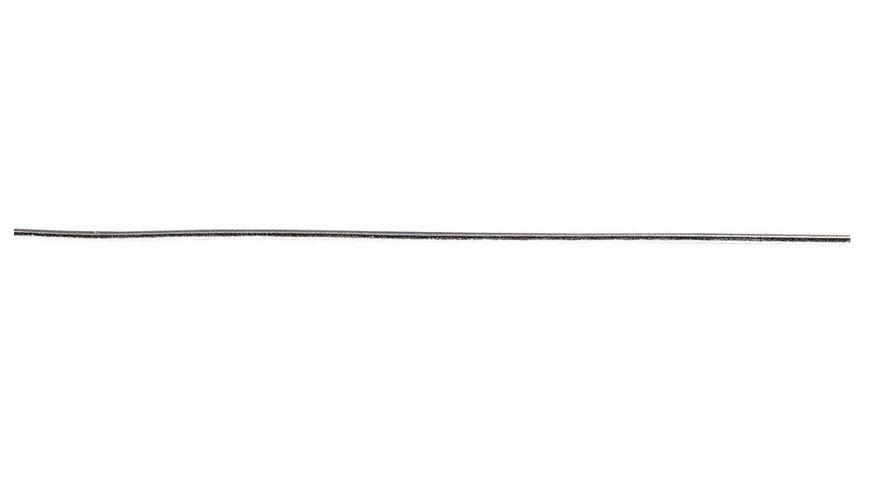 Rayher WACHS ZIERSTR 20 CM SILBER 2 MM 5 STUECK 3108522