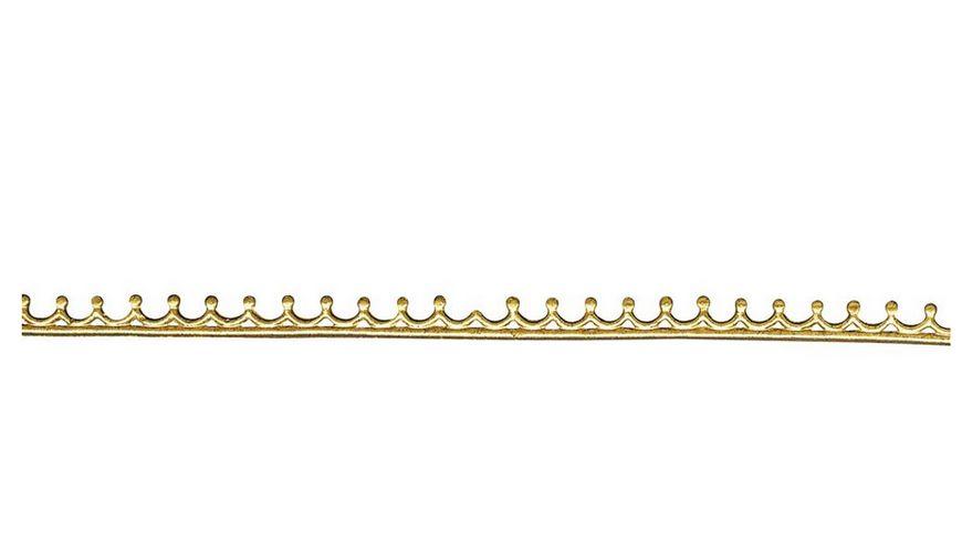 Rayher - WACHSBORTE GOLD 19 CM 2 STUECK 3109706