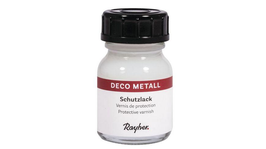 Rayher DECO METALL SCHUTZLACK 25ML 2173300
