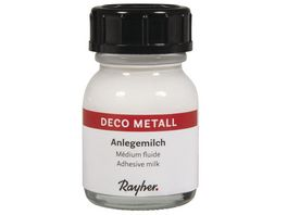 Rayher DECO METALL ANLEGEMILCH 25ML 2173000