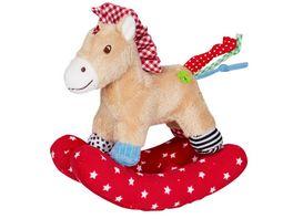 Die Spiegelburg Rassel Pferdchen BabyGlueck