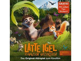Latte Igel Das Original Hoerspiel zum Kinofilm