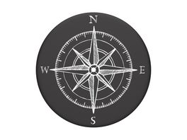 PopSockets PopGrip Compass