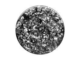 PopSockets PopGrip Foil Confetti Silver
