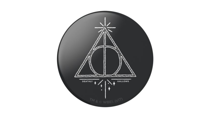 PopGrip Deathly Hallows