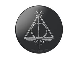 PopSockets PopGrip Deathly Hallows