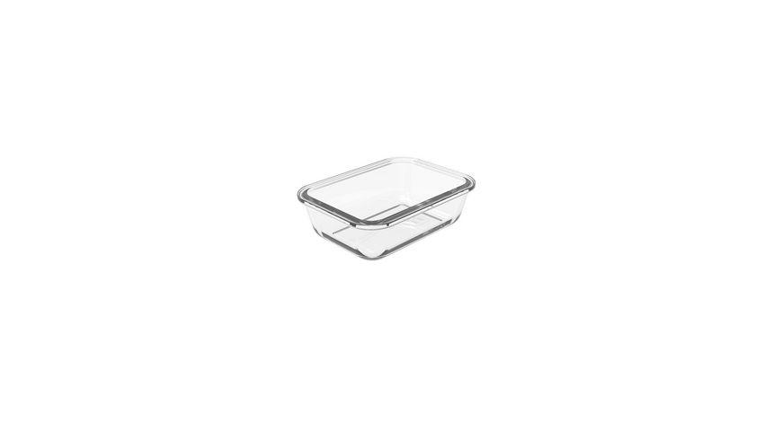 rotho Pagamalu Behaelter aus Glas 0 38l
