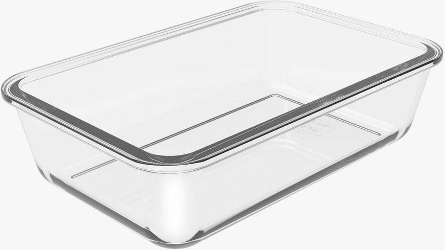 rotho Vorratsdose ohne Deckel aus Glas Pagamalu 1 1l