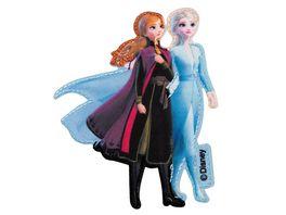 Mono Quick Buegelmotiv Frozen 2 Anna Elsa
