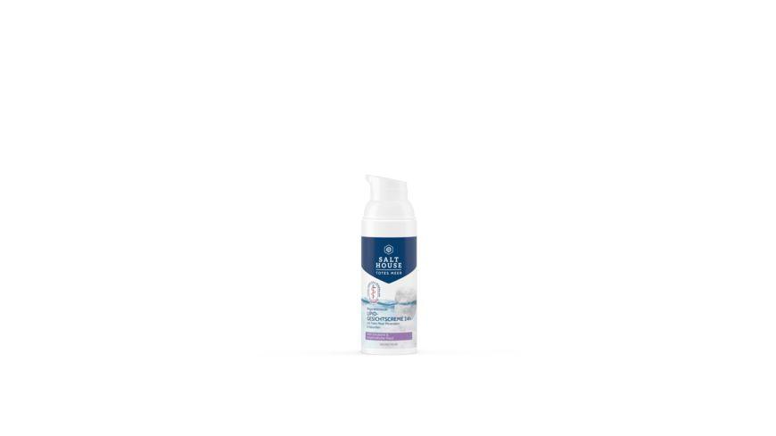 SALTHOUSE TOTES MEER THERAPIE Lipid Gesichtscreme 24h