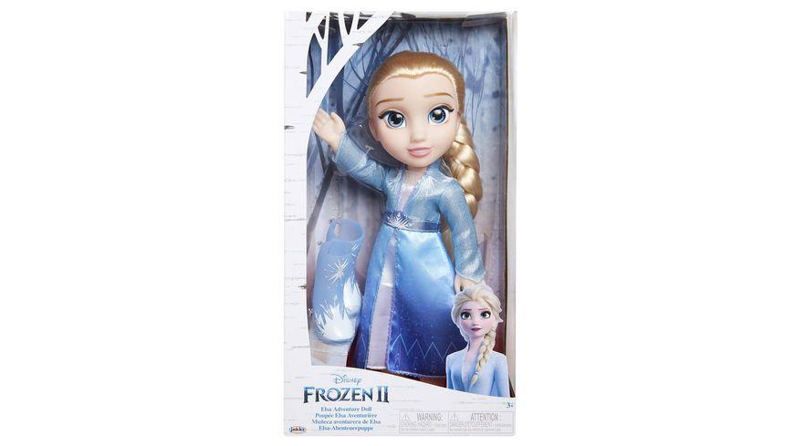 Jakks Pacific Die Eiskoenigin 2 Elsa auf Reise