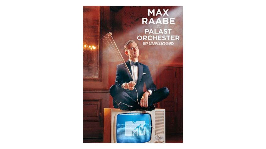 Max Raabe MTV Unplugged Deluxe Edtition