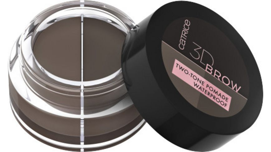 Catrice 3D Brow Two-Tone Pomade Waterproof