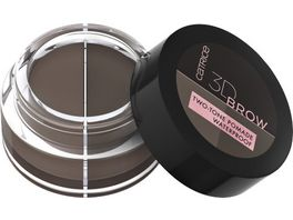 Catrice 3D Brow Two Tone Pomade Waterproof