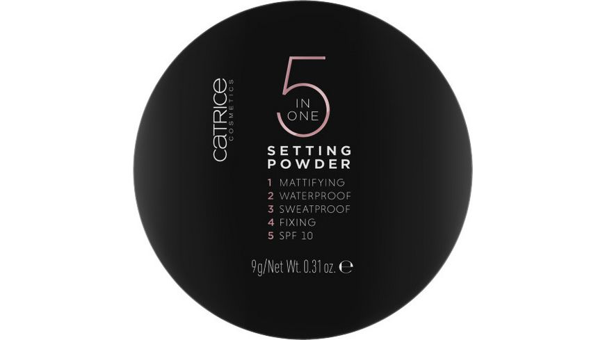 Catrice 5 in 1 Setting Powder