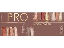 Catrice Pro Neon Earth Slim Eyeshadow Palette Elements Of Power