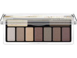 Catrice The Smart Beige Collection Eyeshadow Palette Nude But Not Naked