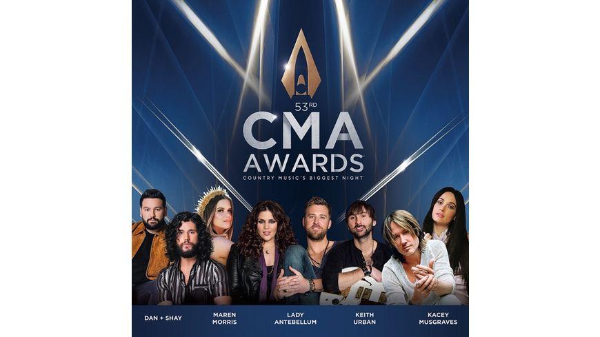 Cma Awards 2019 Country Music s Biggest Night