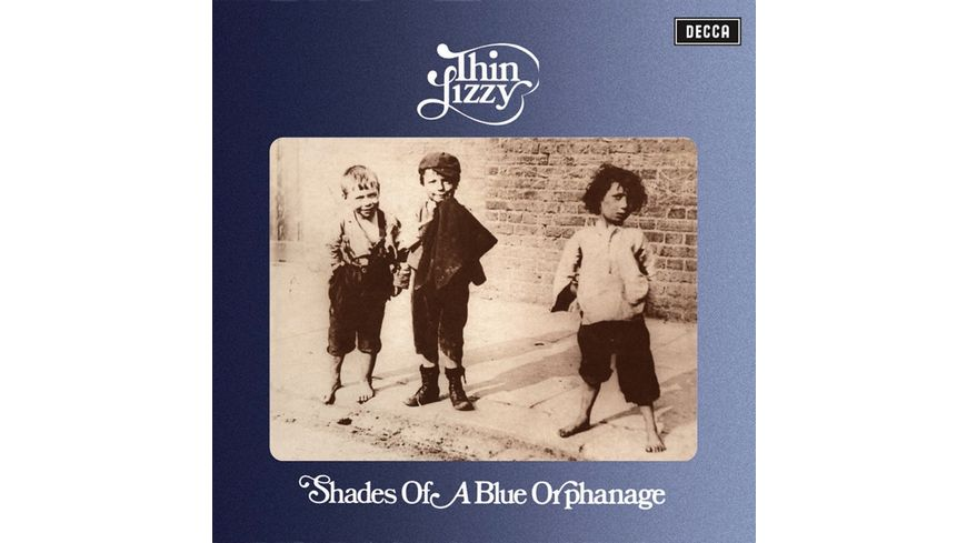 Shades Of A Blue Orphanage Vinyl