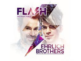 FLASH THE MAGIC ALBUM