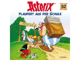 32 Asterix Plaudert Aus Der Schule