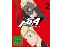 PERSONA5 the Animation Vol 2