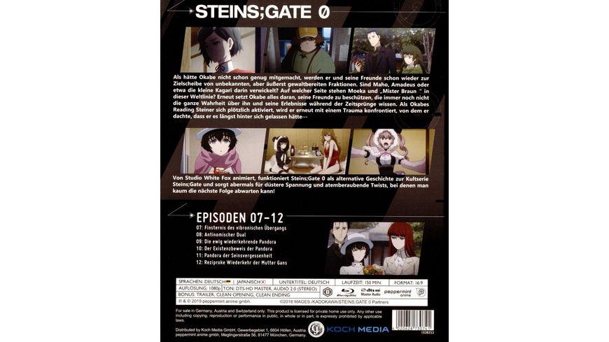Steins Gate 0 Vol 2