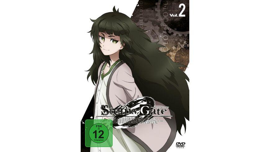Steins Gate 0 Vol 2 2 DVDs