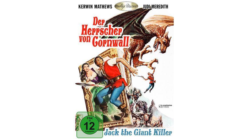 Der Herrscher von Cornwall Jack the Giant Killer