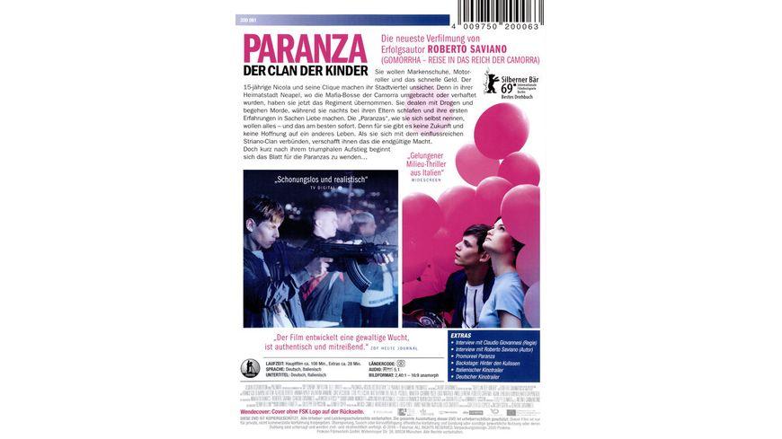 Paranza Der Clan der Kinder