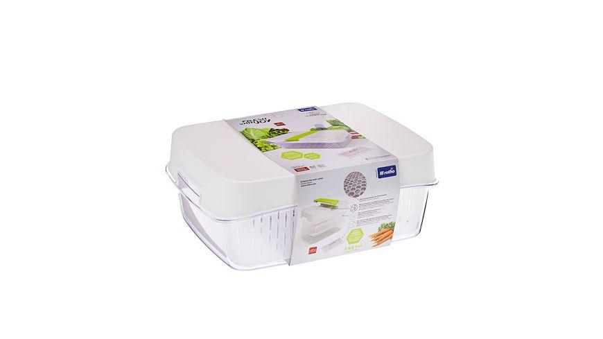 rotho Frischhaltebox Fresh Dynamic 6 4 l