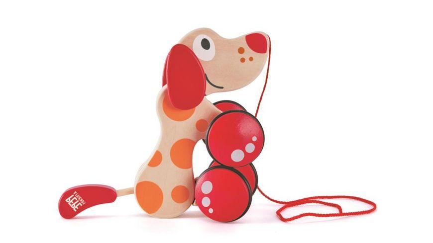 """Hape E0347 - Nachziehhund """"Pepe"""""""