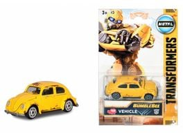 Dickie Transformers M6 Bumblebee Vehicle