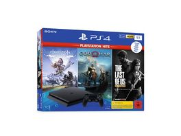 PS4 KONSOLE 1 TB HITS BUNDLE