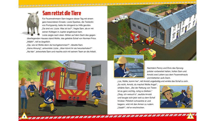 Feuerwehrmann Sam Meine schoensten Vorlesegeschichten