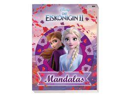 Disney Die Eiskoenigin 2 Mandalas