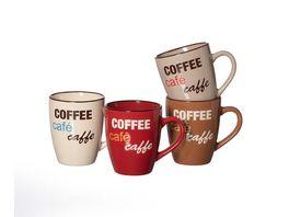 RITZENHOFF BREKER Jumbobecher Coffee Talk sortiert