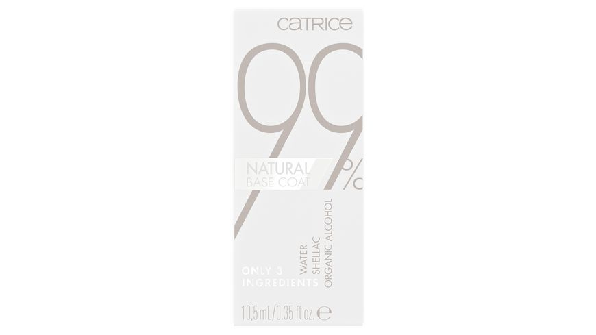 Catrice 99 Natural Base Coat