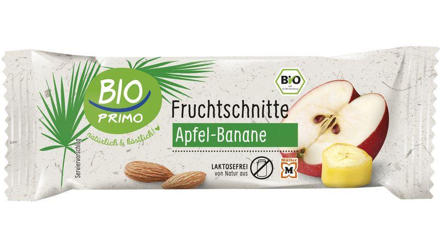 BIO PRIMO Fruchtschnitte – Apfel-Banane