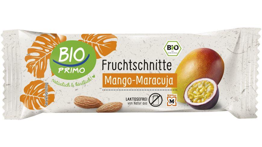 BIO PRIMO Fruchtschnitte – Mango-Maracuja