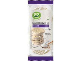 BIO PRIMO Bio Reiswaffeln mit Joghurt