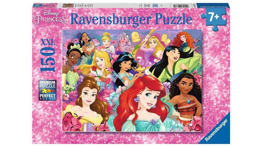 Ravensburger Puzzle Disney Prinzessinnen Traeume koennen wahr werden 150 XXL Teile