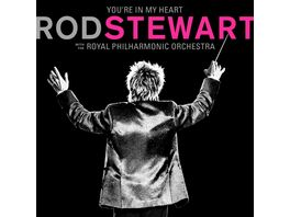 You re In My Heart Rod Stewart with RPO