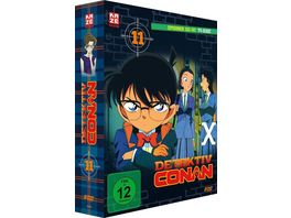 Detektiv Conan TV Serie DVD Box 11 Episoden 281 307 5 DVDs