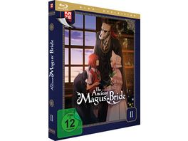 Ancient Magus Bride Blu ray Vol 2