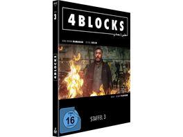 4 Blocks Die komplette dritte Staffel 2 DVDs